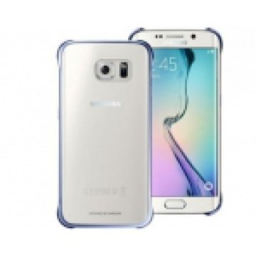 SAMSUNG EF-QG925BBEGWW CLEAR COVER GALAXY S6 EDGE