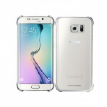 SAMSUNG EF-QG925BSEGWW CLEAR COVER GALAXY S6 EDGE