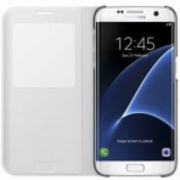 SAMSUNG EF-CG935PWEGWW S VIEW COVER, GALAXY S7 EDGE