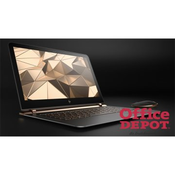 "HP Spectre 13 G1 X2F01EA 13,3"" FHD/Intel Core i5-6200U/8GB/256GB/Int. VGA/Win10 Pro/fekete-arany laptop"