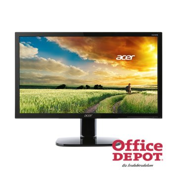 "Acer 24"" KA240Hbid  LED DVI HDMI monitor"