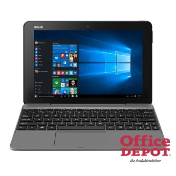 "ASUS Transformer T101HA-GR030T 10,1""/Intel Atom x5-Z8350/4GB/128GB/Int. VGA/Win10/szürke laptop"