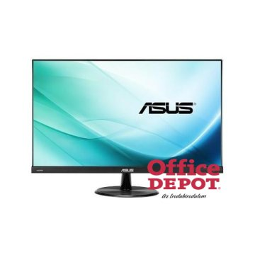 "Asus 23"" VP239H LED DVI HDMI kávanélküli multimédia monitor"