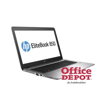 "HP EliteBook 850 G3 Y3C08EA 15,6""/Intel Core i5-6200U /4GB/500GB/Int. VGA/Win10 Pro/ezüst laptop"