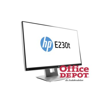 "HP EliteDisplay E230t 23"" Touch monitor"