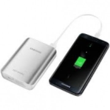EB-PG935BSEGWW Fast Charge Battery Pack, Silver