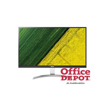 "Acer 27"" RC271Usmidpx IPS LED DVI HDMI DisplayPort ZeroFrame multimédiás monitor"