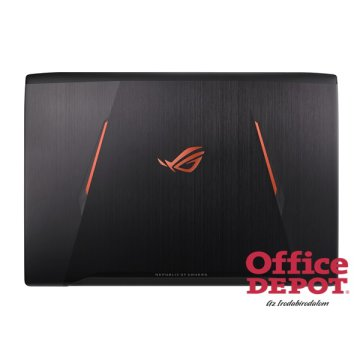 "ASUS ROG STRIX GL702VS-BA119 17,3"" FHD/Intel Core i7-7700HQ/8GB/256GB+1TB/GTX 1070 8GB/szürke laptop"