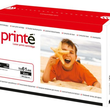 Printé toner TH61AN (HP C8061A) fekete