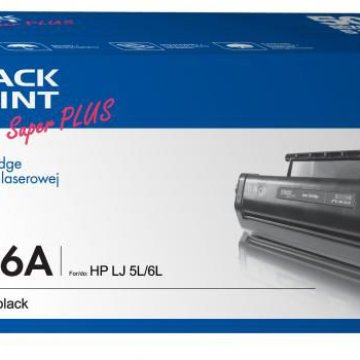 Black Point toner LBPPH06A (HP C3906A) fekete