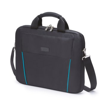 Dicota Slim Case BASE 15,6'' notebook táska, fekete