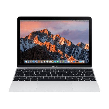 "MacBook 12"" 256GB Ezüst"