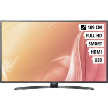 43LH630V Full HD Smart LED TV*