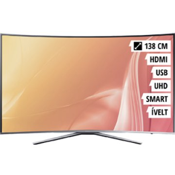 UE55KU6500 UHD Ívelt Smart LED TV*