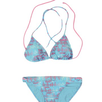 beach club lineage triangle bikini