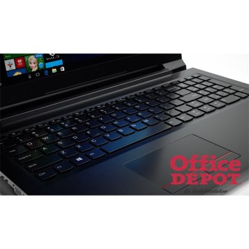 "LENOVO V310 80SY02M9HV 15,6""/Intel Core i3-6100U/4GB/128GB/500GB/Int. VGA/Win10/fekete laptop"