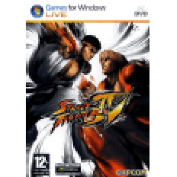 Street Fighter 4 PC