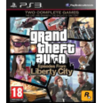 Grand Theft Auto: Episode From Liberty City PS3
