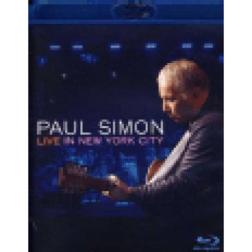Live In New York City Blu-ray