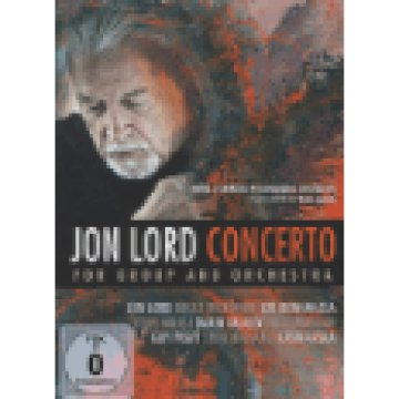 Concerto For Group And Orchestra CD+DVD