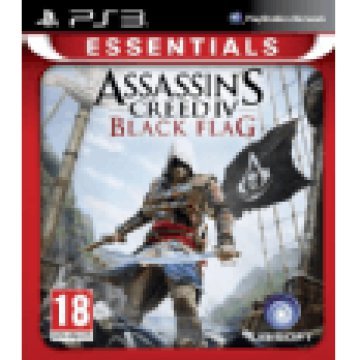 Assassin's Creed 4: Black Flag - Essentials PS3