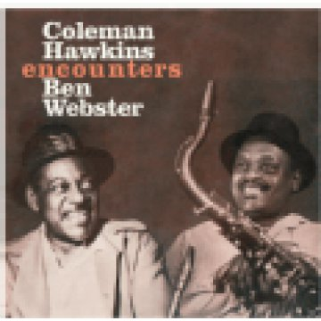 Encounters Ben Webster (Vinyl LP (nagylemez))
