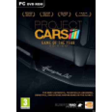Project Cars - Game of The Year edition (PC)