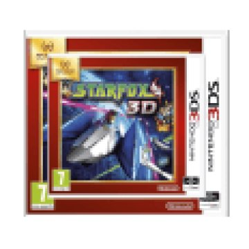 Star Fox 64 3D Select (Nintendo 3DS)