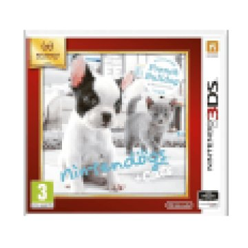 Nintendogs+Cats-French Bull&new Friends Select (Nintendo 3DS)