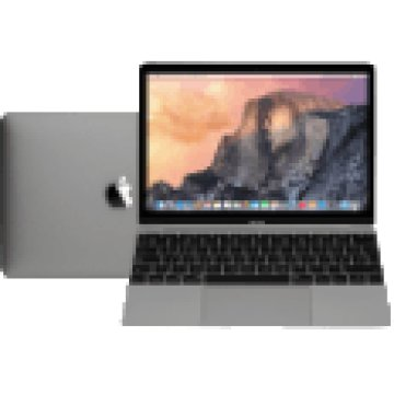 "MacBook 12"" asztroszürke 2016 (Retina Core M3 1.1GHz/8GB/256GB/Intel HD 515) mlh72mg/a"
