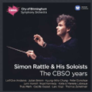 Simon Rattle & His Soloists - The CBSO Years CD