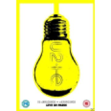 U2 Innocence + Experience - Live in Paris DVD