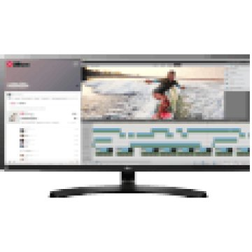 "34UM88-P 34"" IPS QHD ultrawide monitor HDMI, DisplayPort, FreeSync"