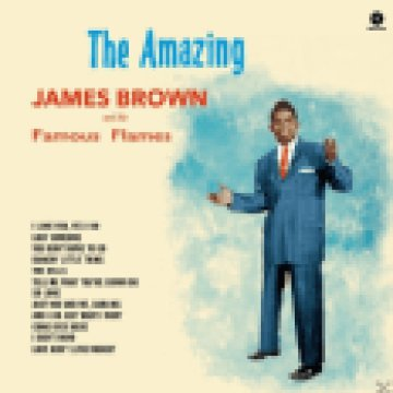 The Amazing James Brown LP
