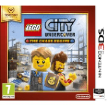 LEGO City Undercover: The Chase Begins Select (Nintendo 3DS)