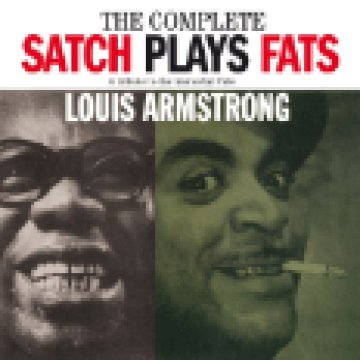 Complete Satch Plays Fats (CD)