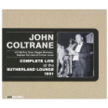 Complete Live at the Sutherland Lounge 1961 (CD)