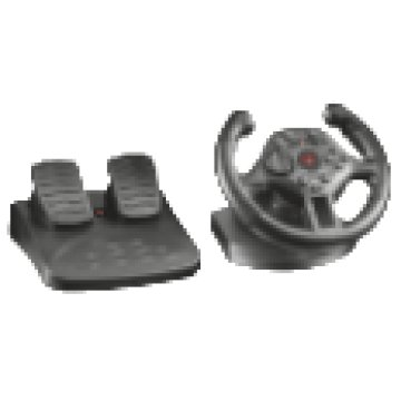 GXT 570 Compact Vibration Racing Wheel (21684)