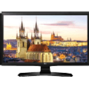 "24MT49DF-PZ 24"" LED TV monitor funkcióval"