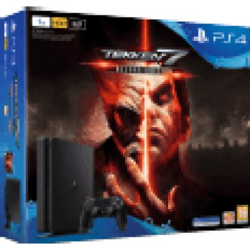 PlayStation 4 Slim 1 TB + TEKKEN 7 Deluxe Edition Bundle