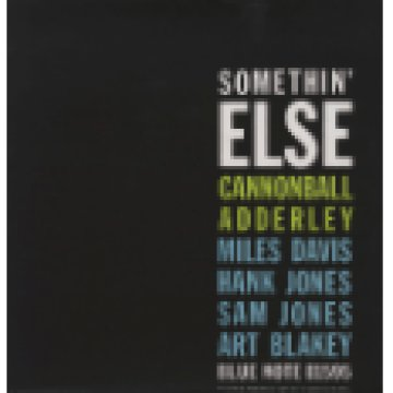 Somethin' Else LP
