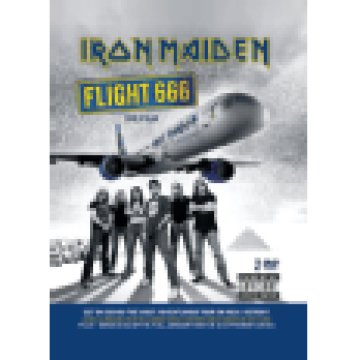 Flight 666 - The Film DVD