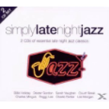 Simply Late Night Jazz (dupla lemezes) CD