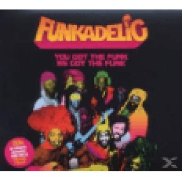 You Got The Funk We Got The Funk CD