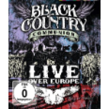 Live Over Europe Blu-ray