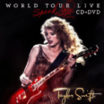 World Tour Live - Speak Now CD+DVD