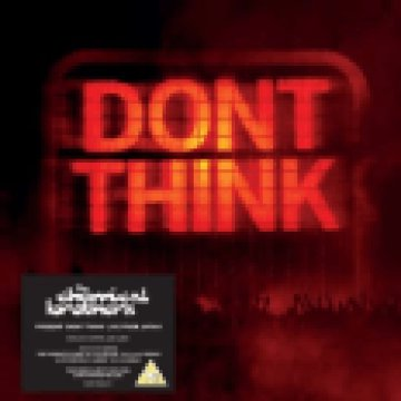 Don't Think - Live From Japan (Limited Edition) CD+Blu-ray