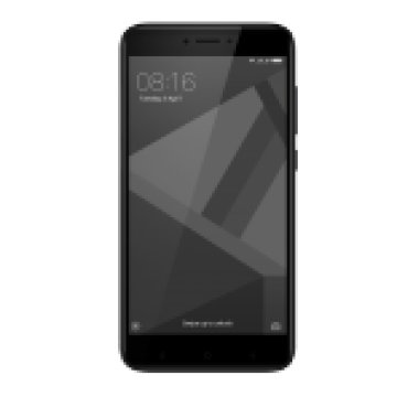 Xiaomi  REDMI 4X, Black 3+32GB