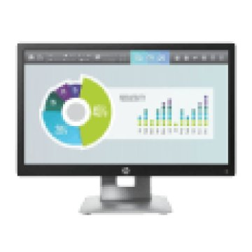 "EliteDisplay E202 20"" monitor HDMI, DisplayPort, D-Sub (M1F41AA)"