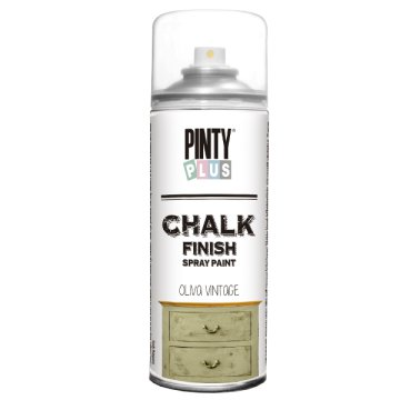 PINTY PLUS CHALK KRÉTA FESTÉK SPRAY 400ML CK803 OLIVA